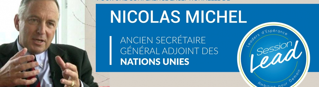 Evènement Alumni: Meet & Greet avec Nicolas Michel
